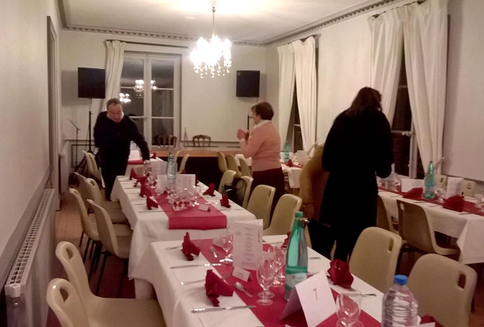 Le banquet shakespearien