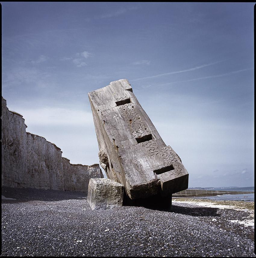 Mathieu Douzenel - Monuments de chagrin