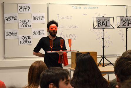 Roméo et Juliette : le bal