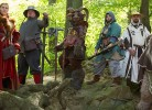 Fantasy Live Role Playing Characters, Hardenstein 2014